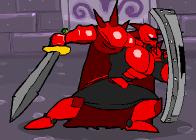 Kırmızı Pelerinli Savaşçı