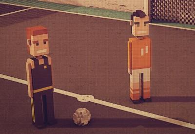 Kixel Futbol 3D