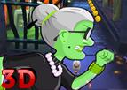 Kızgın Büyükanne Kaçış 4 3D