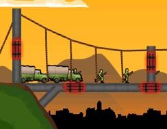 Köprüye Bomba Yerleştir