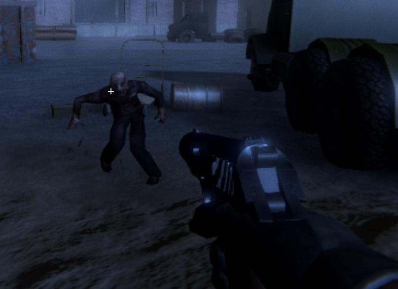 Korkunç Zombiler 3D