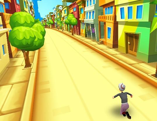 Koş Büyükanne Brezilya