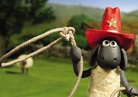 Koyun Shaun - Köpek ile Sürüyü Topla