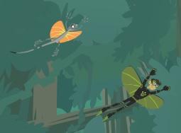 Kratt Kardeşler ve Uçan Kertenkele