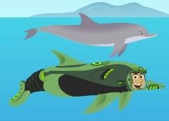 Kratt Kardeşler ve Yunus Balığı