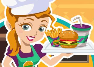 Küçük Burger Dükkanı - Türkçe