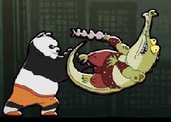 Kung Fu Panda Dövüşüyor