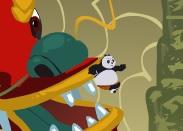 Kung Fu Panda Ejderhadan Kaçış