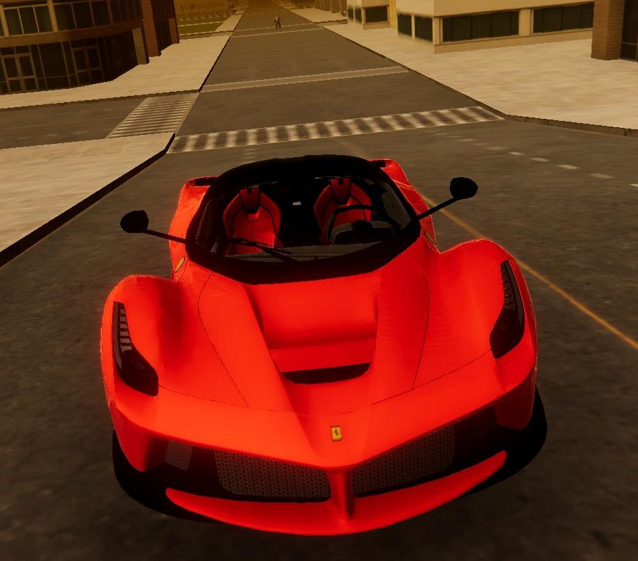 La Ferrari vs Zombi