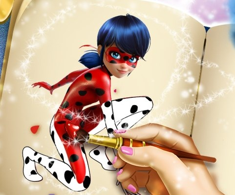 Ladybug Boyama