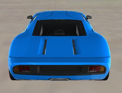 Lamborghini ile Drift