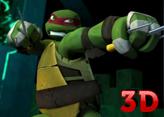 Lego Ninja Kaplumbağalar 3D