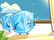 Lipton Buz Küpü 3D