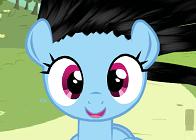 Little Pony Saç Stili