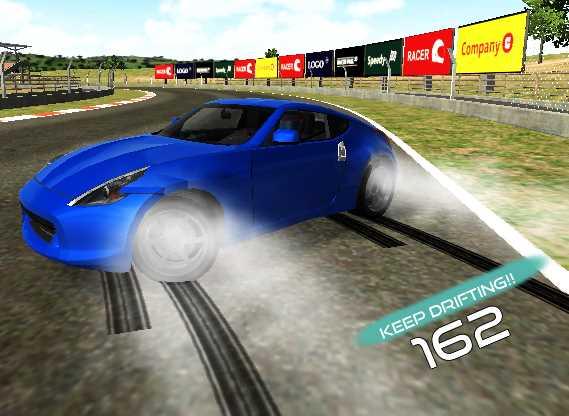Lüks Arabalarla Drift