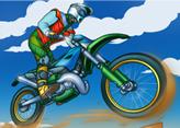 Macera Motor Bisikleti