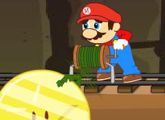 Madenci Mario ile Altın Topla