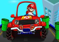 Mario Trafik Kontrolü