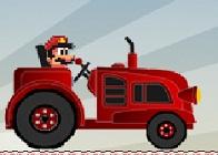 Mario Traktörde