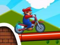 Mario ve Arkadaşları Motor Yarışı