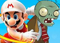 Mario Zombilere Karşı