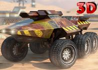 Mars Gezisi 3D