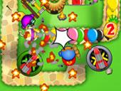 Maymunlarla Balon Savunması 4