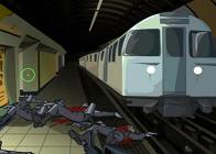Metroda Çatışma