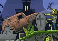 Mezarlıkt Zombi Ezmece