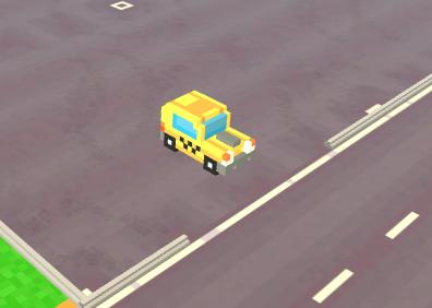 Minecraft Araba Yarışı