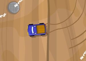 Mini Arabaların Yarışı