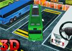 Minibüs Sürme 3D