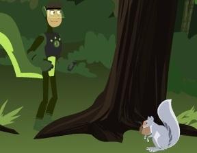 Minika Go Kratt Kardeşler ve Sincap Ormanı