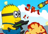 Minion Savaş Bölgesinde