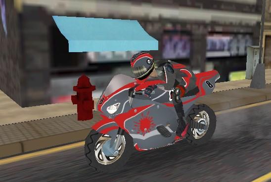 Moto GP Yarışı