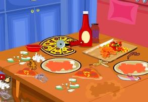 Mutfağı Temizle