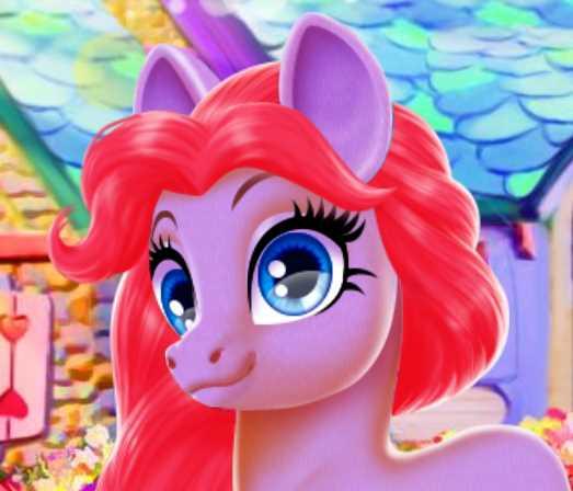 Mutlu Pony