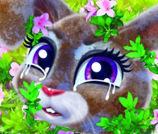 Mutlu Tavşan
