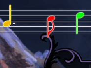 Müzik Notalarını Patlat