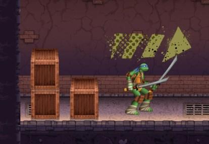 Ninja Kaplumbağa Görevleri