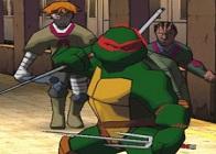 Ninja Kaplumbağalar Dövüş