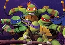 Ninja Kaplumbağalar Mutant Robotlara Karşı