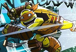 Ninja Kaplumbağalar Turtleportation
