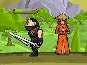 Ninja ve Kör Kız 2 (Geliştirmeli)