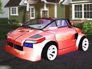 Nitrolu Araba Yarışı 3D