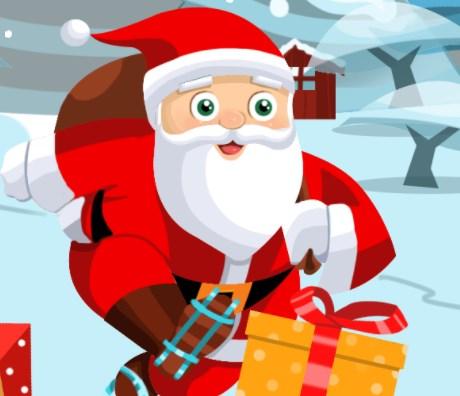 Noel Baba İle Kayma