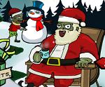 Noel Baba Zombi Savaşı