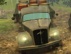Off-Road Rain: Kargo Simülatörü