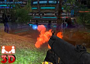 Online Marslı Savaşları 3D