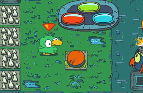 Ördek Bulmacası